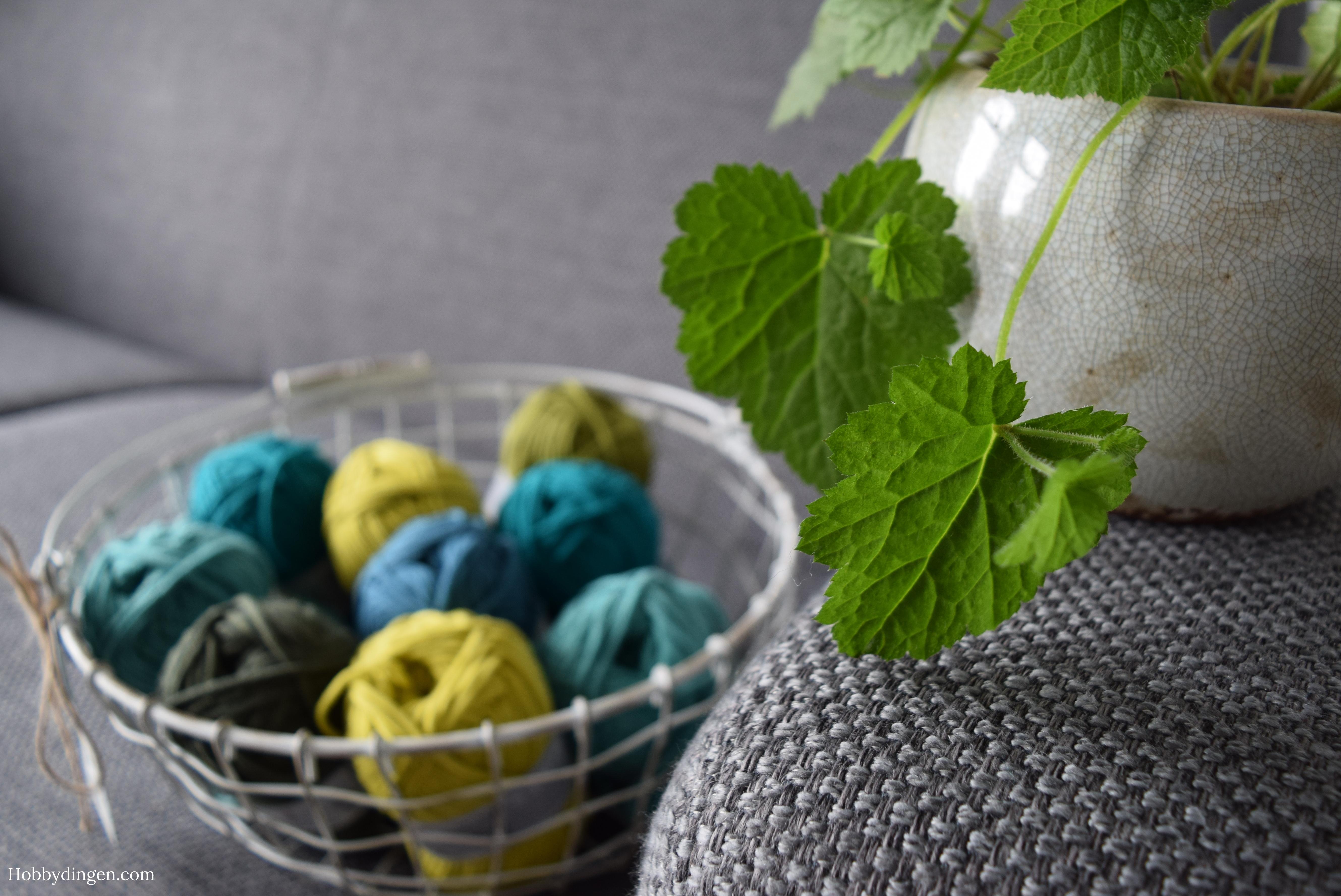 Hobbydingen.com - ByClaire 2 Tunisian Crochet Project