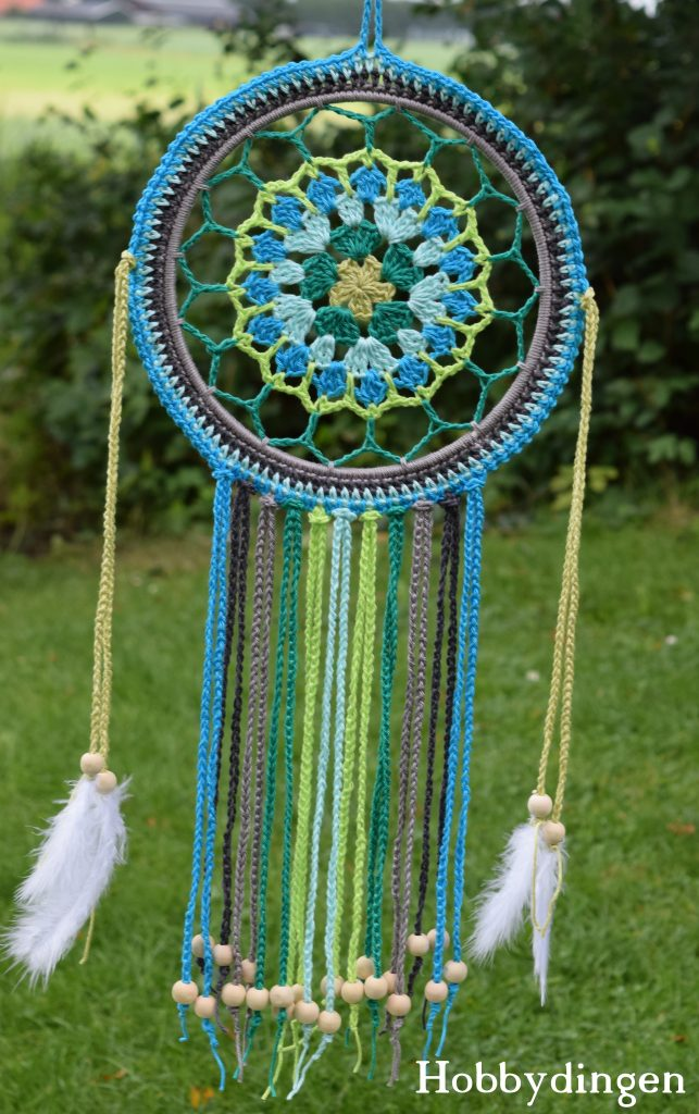 3 Tips & Tricks: Crochet a Dreamcatcher - Hobbydingen.com