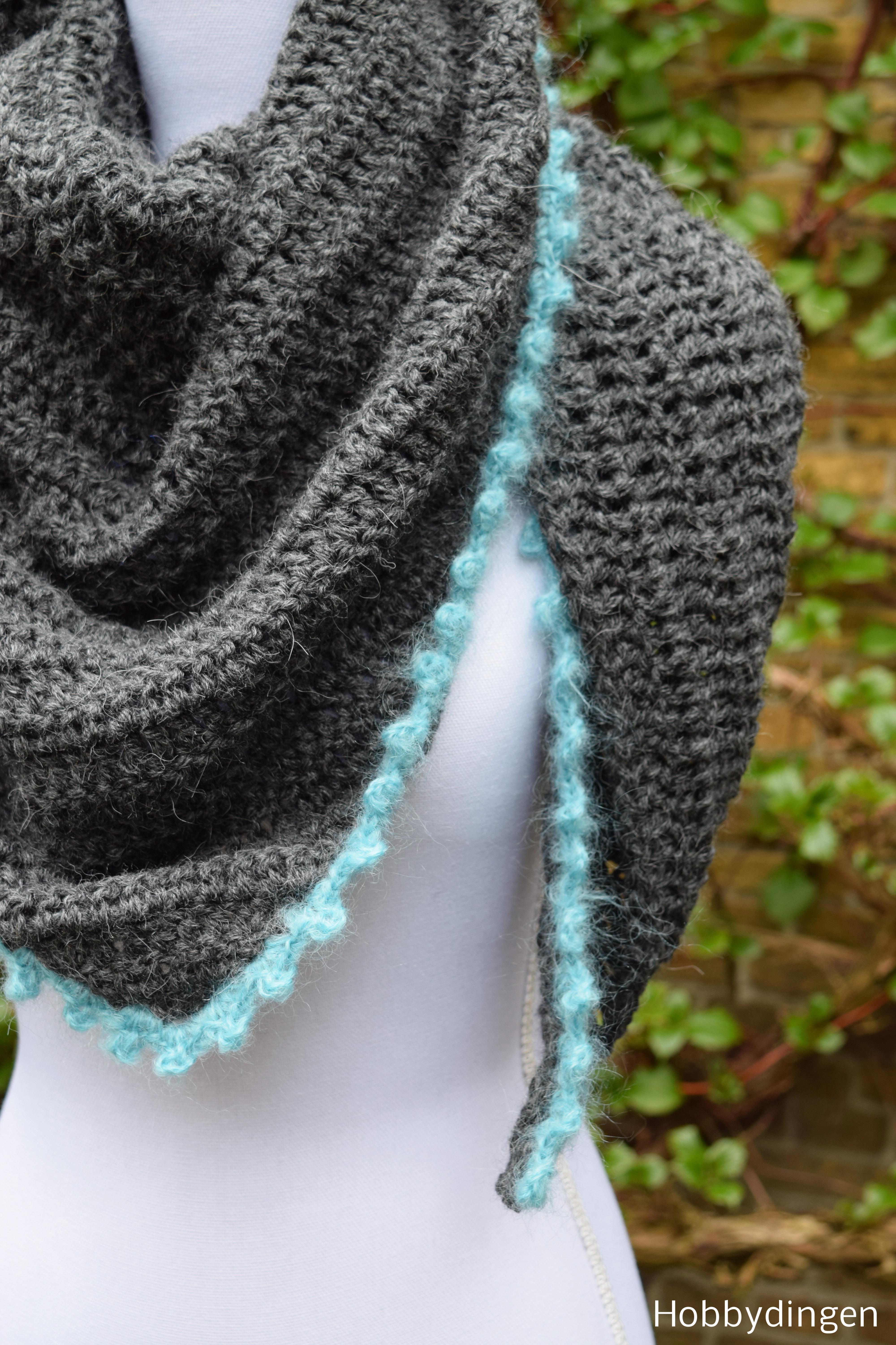 Hobbydingen.com - The Adventure Shawl