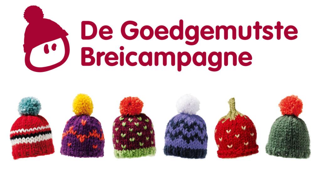 "Haak of Brei Je Mee? ""De Goedgemutste Breicampagne"""