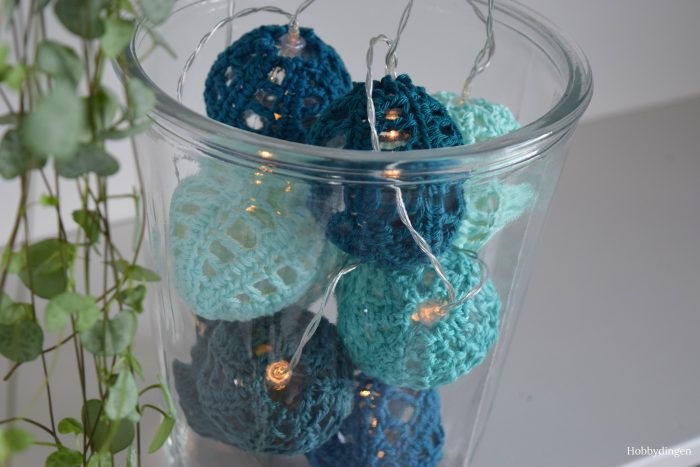 Crocheted Lights - Hobbydingen.com