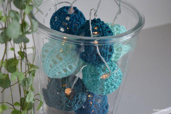 Crocheted Lights - Hobbydingen.com