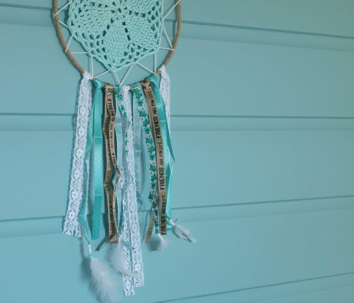 3 Tips & Tricks: Crochet a Dreamcatcher