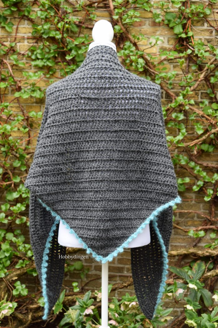The Adventure Shawl - Hobbydingen.com