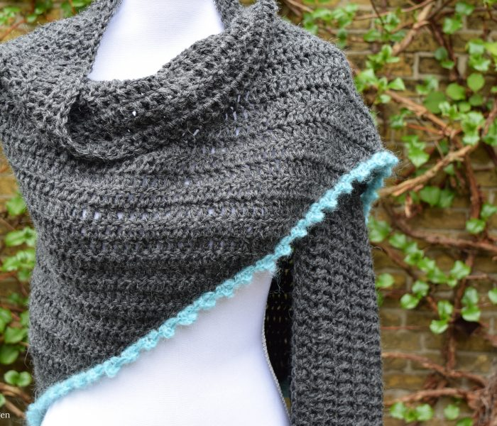 The Adventure Shawl