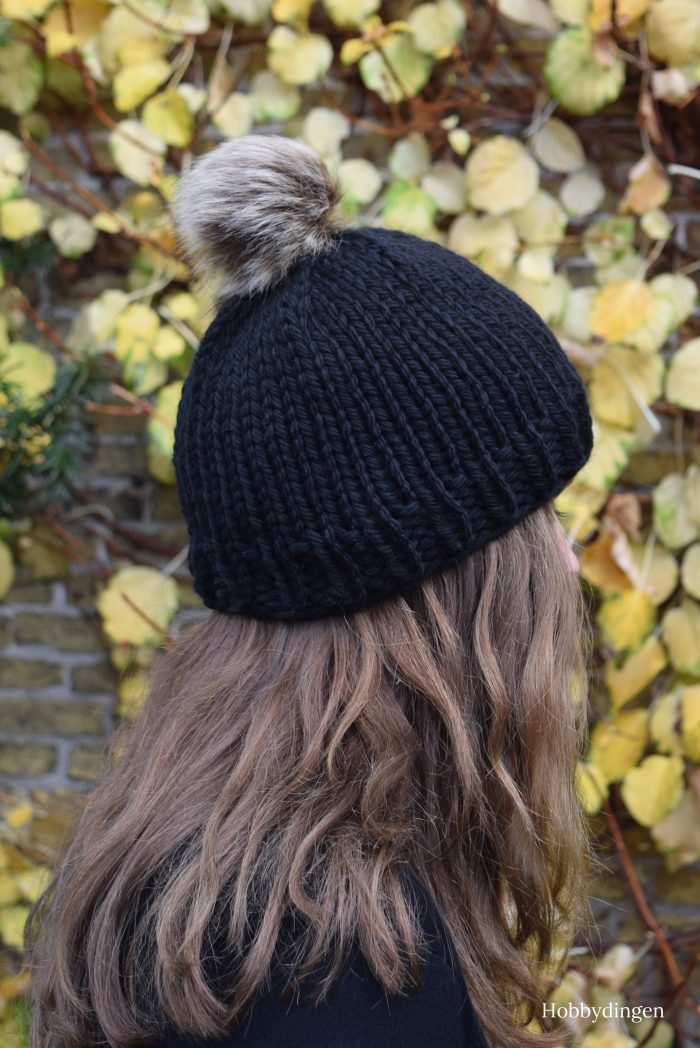 Knitting Pattern: The Wonderland Hat - Hobbydingen.com