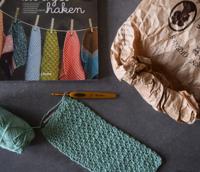 Bookreview: Easy Crochet Dishcloths/Doekjes Haken