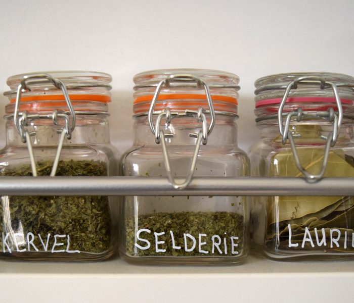 How To Organize Your Spice Rack