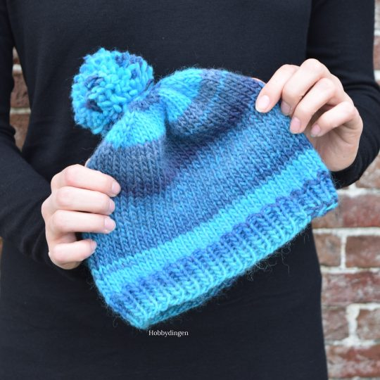 New Design: The Antarctica Hat