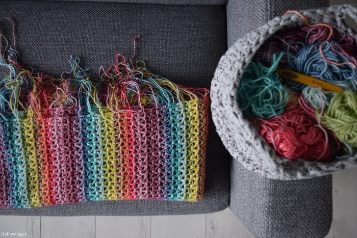 My Happy Rainbow Blanket - Hobbydingen.com