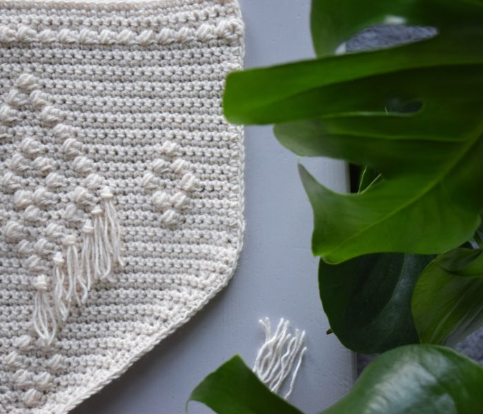 Crocheted Wall Hanging