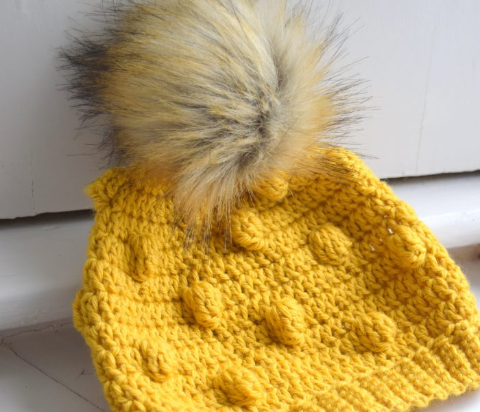 New Design: The Crazy Bobble Hat