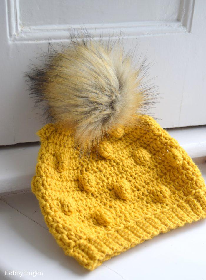New Design The Crazy Bobble Hat - Hobbydingen.com