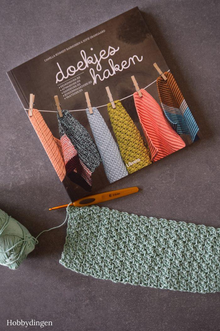 Bookreview: Crochet Washcloths/Doekjes Haken - Hobbydingen.com