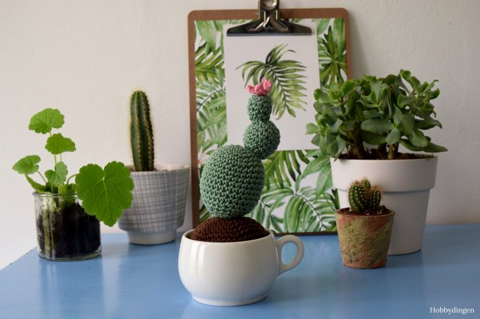 Happy Living! Crochet Cactus - Hobbydingen.com
