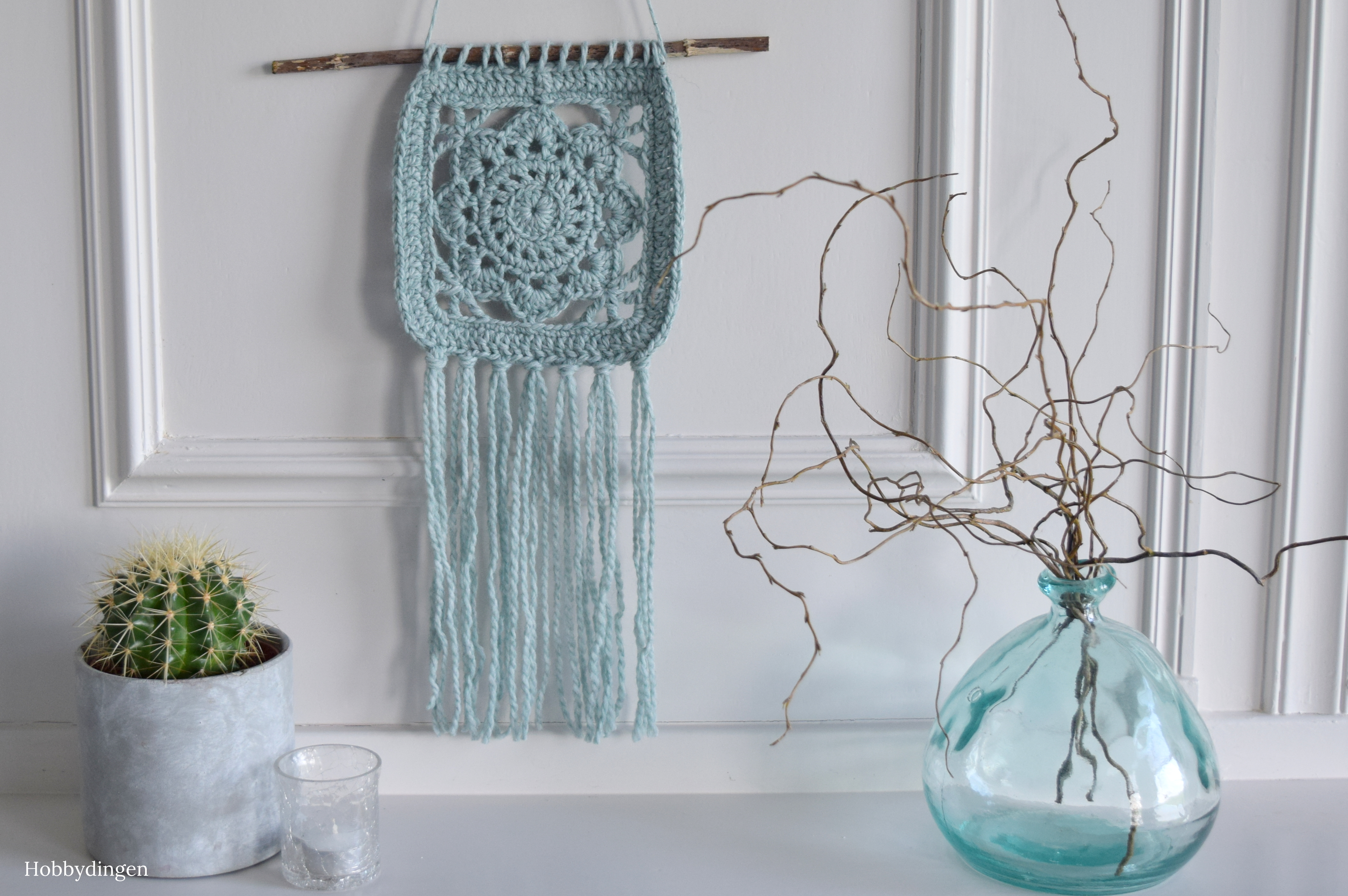 Hooked on Wall Hangings