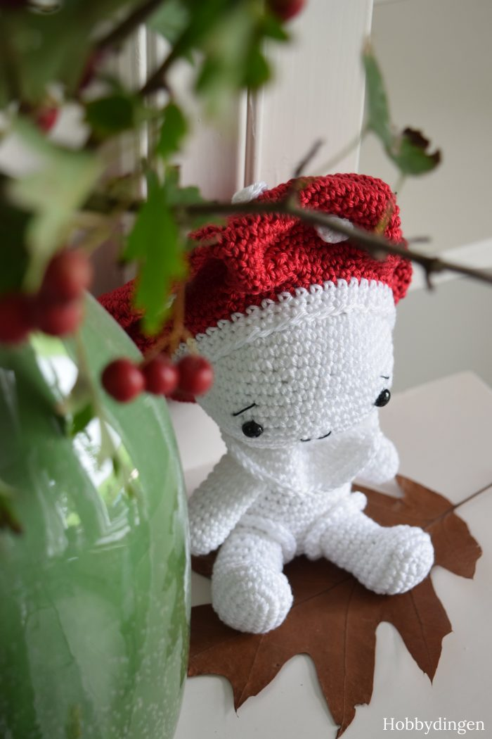 Autumn is coming... Amigurumi Mushroom Amanita - Hobbydingen.com