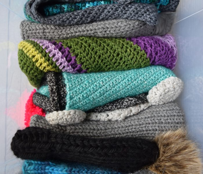 A box full of….. Handmade Winter Goodies