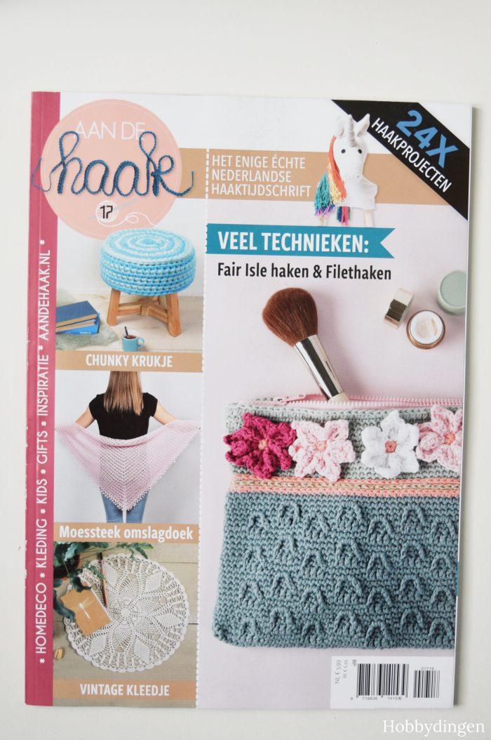 Aandehaak 17 Hexagon Onderzetters - Hobbydingen.com