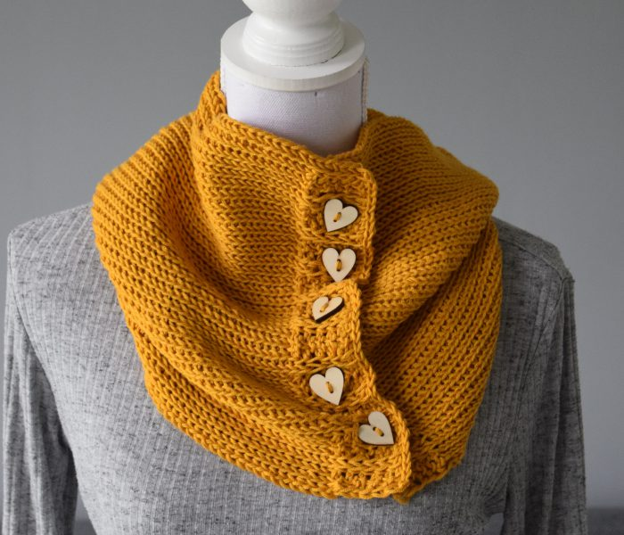 New Design: Ruska Cowl