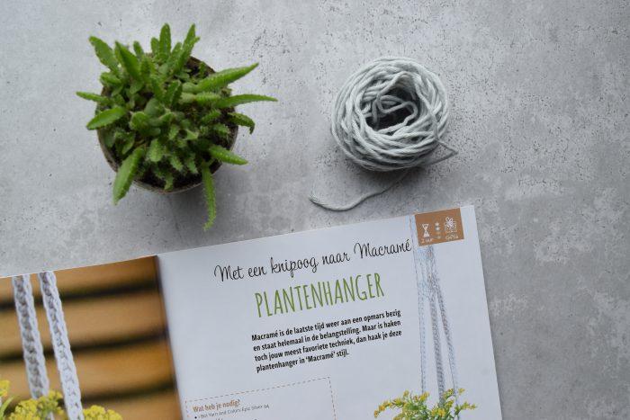 ADH19 Plantenhanger - Hobbydingen.com