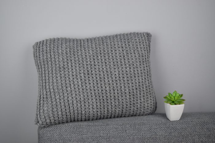 Scandinavian Crochet Pillow - Hobbydingen.com