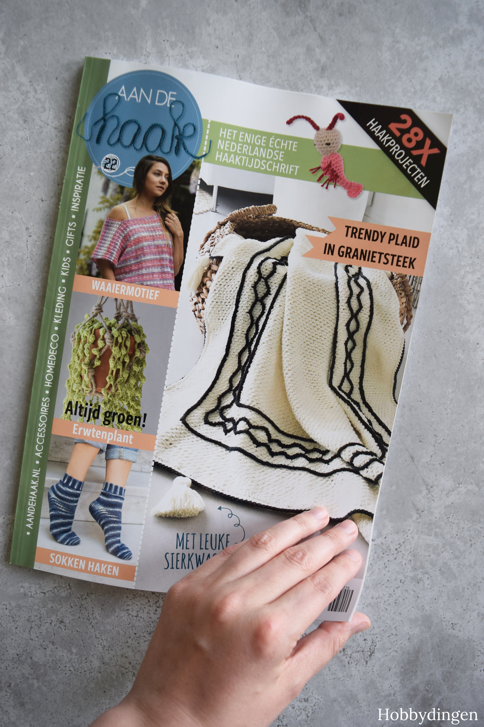 Crochet Wall Hanging – Aandehaak no. 22
