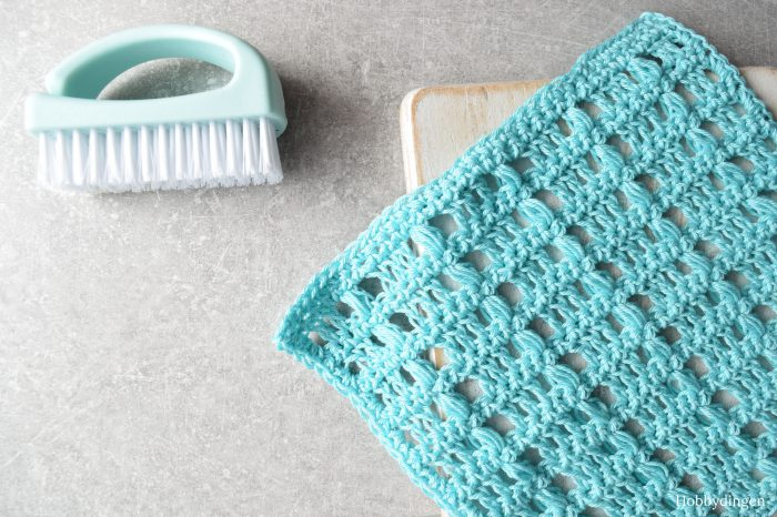 Crochet By The Sea Washcloth Set - Hobbydingen.com