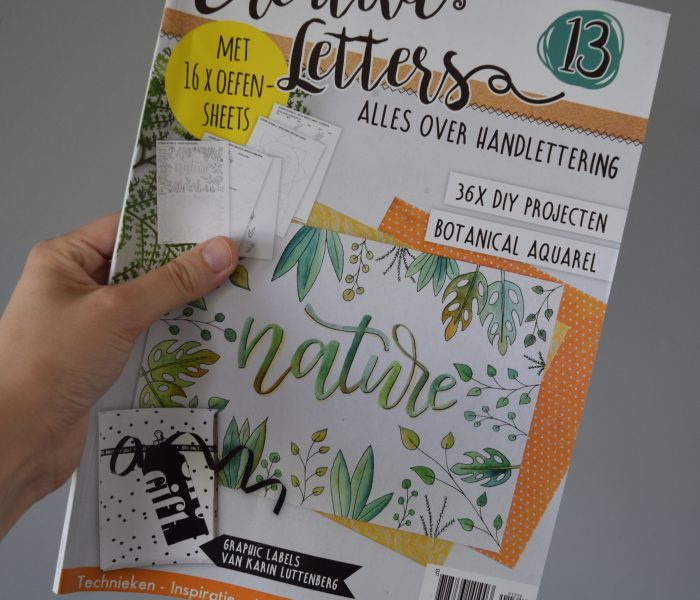 Review: Creative Letters nr. 13