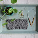 Knitted Headband - Hobbydingen.com
