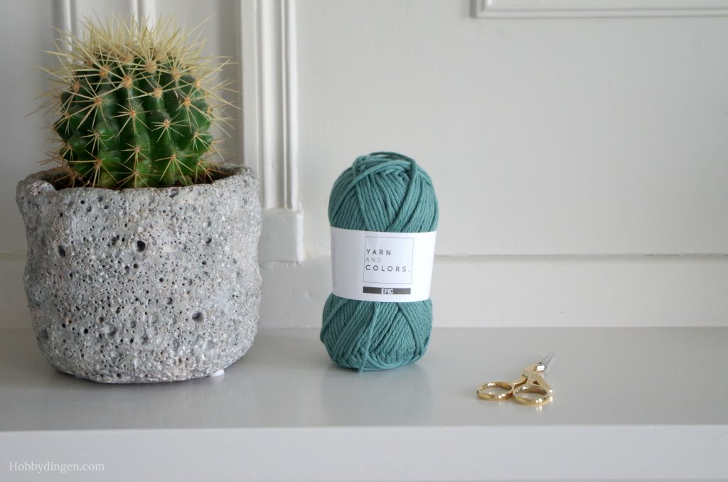 Yarn and Colors Epic – Garen Review