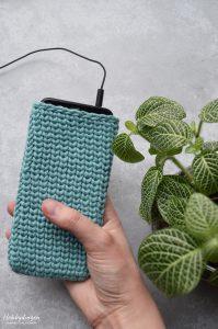 Crochet Pattern Phone Case - Hobbydingen.com