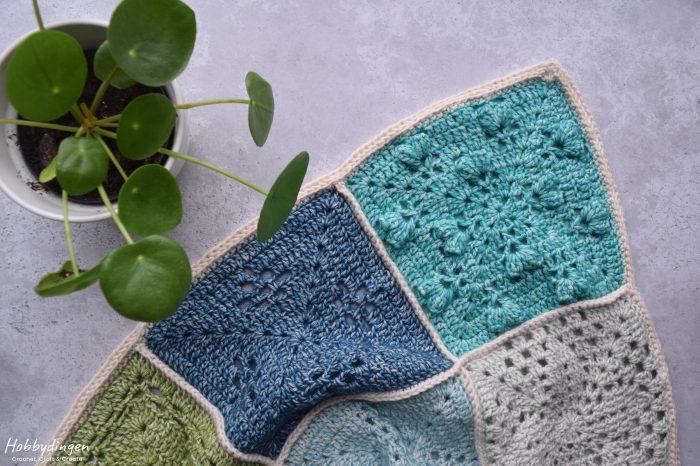 Nature's Walk Blanket Crochet Along - Hobbydingen.com