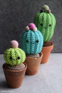 Not a prick Cactus Crochet - Hobbydingen.com