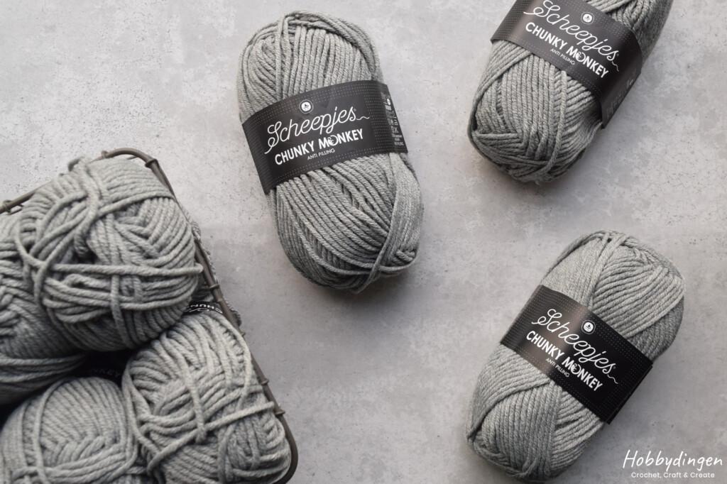 Een deken haken met The Year of Squares Crochet Along - Hobbydingen.com