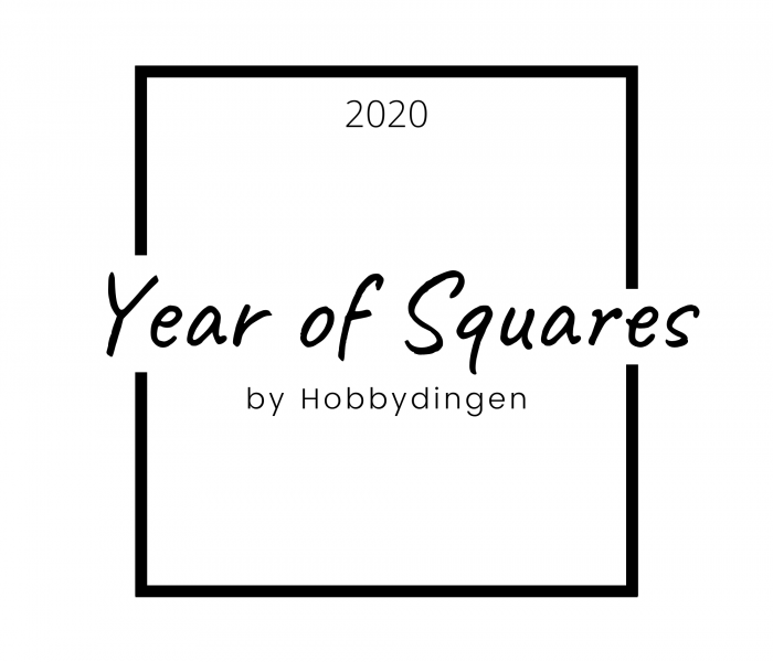 Nieuwe Crochet Along: Year of Squares