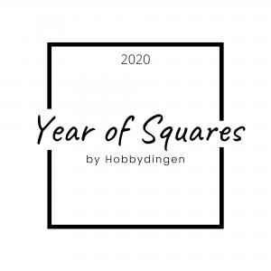 Year of Squares Crochet Along 2020 - Hobbydingen.com