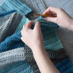 Deken Haken - Age Before Beauty Blanket - Hobbydingen.com