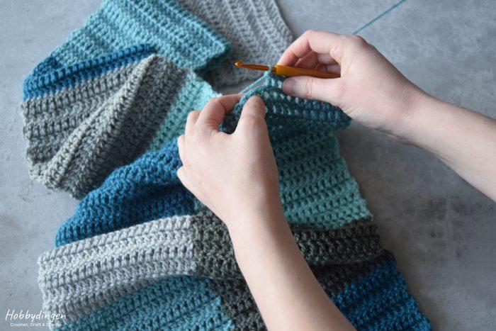 Deken Haken - Age Before Beauty Blanket - Hobbydingen.com