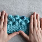 How to crochet a bobble stitch - Hobbydingen.com