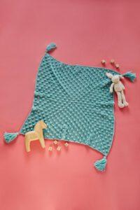 Crochet Pattern Bobbling Baby Blanket Crochet Now Magazine issue 52