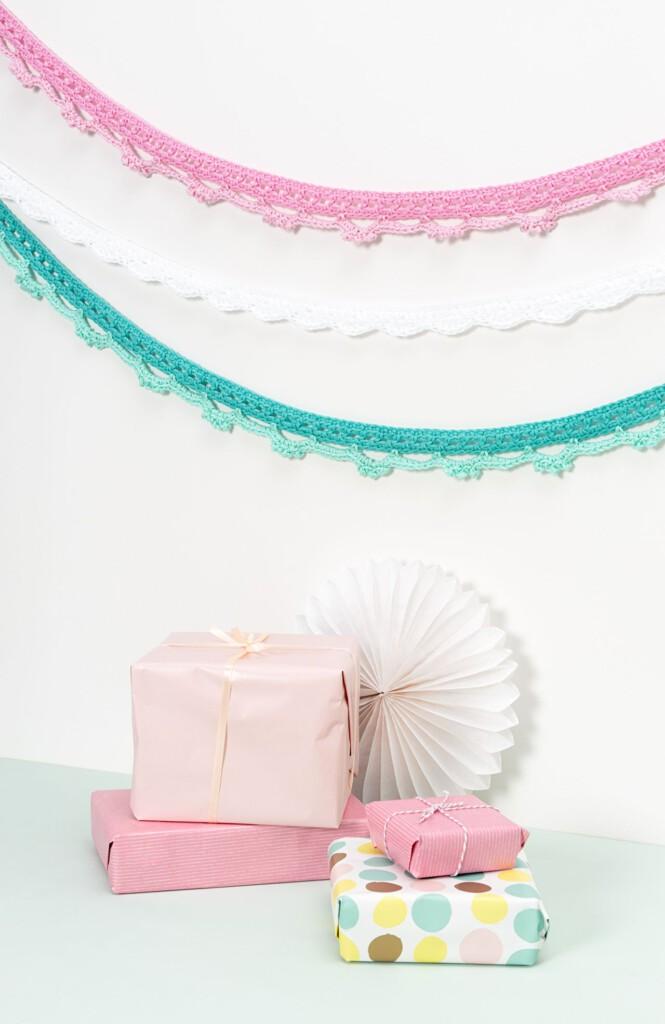 Crochet Pattern Summer Garlands Aan de Haak 27 - Hobbydingen.com