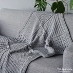Crochet Pattern Year of Squares Blanket - Hobbydingen.com