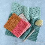 Crochet Patterns Washcloths Eart Day 2021 - Hobbydingen.com