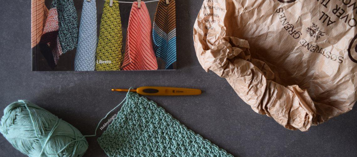 Bookreview : Crochet Washcloths/Doekjes Haken - Hobbydingen.com