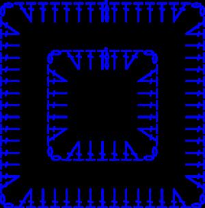 Voorbeeld Haakschema Granny Square voor Tech Editing - Hobbydingen.com