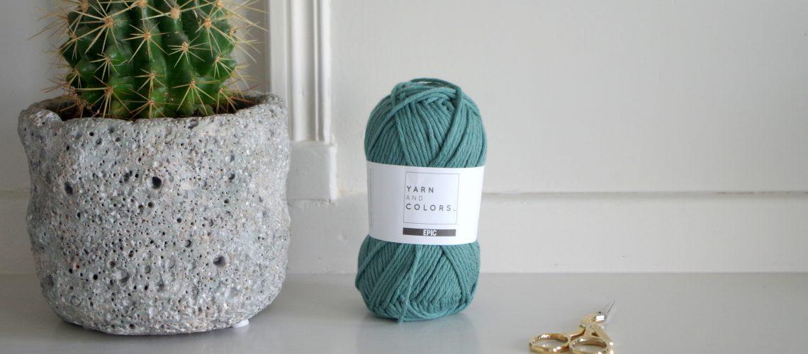 Free Crochet Pattern: Plant Hanger - Hobbydingen.com