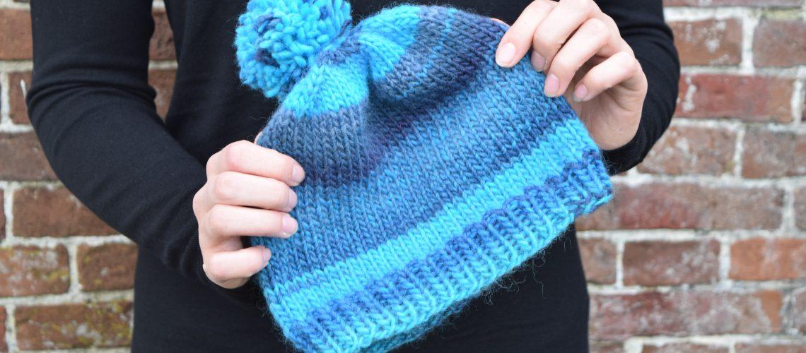 New Design: The Antarctica Hat - Hobbydingen.com