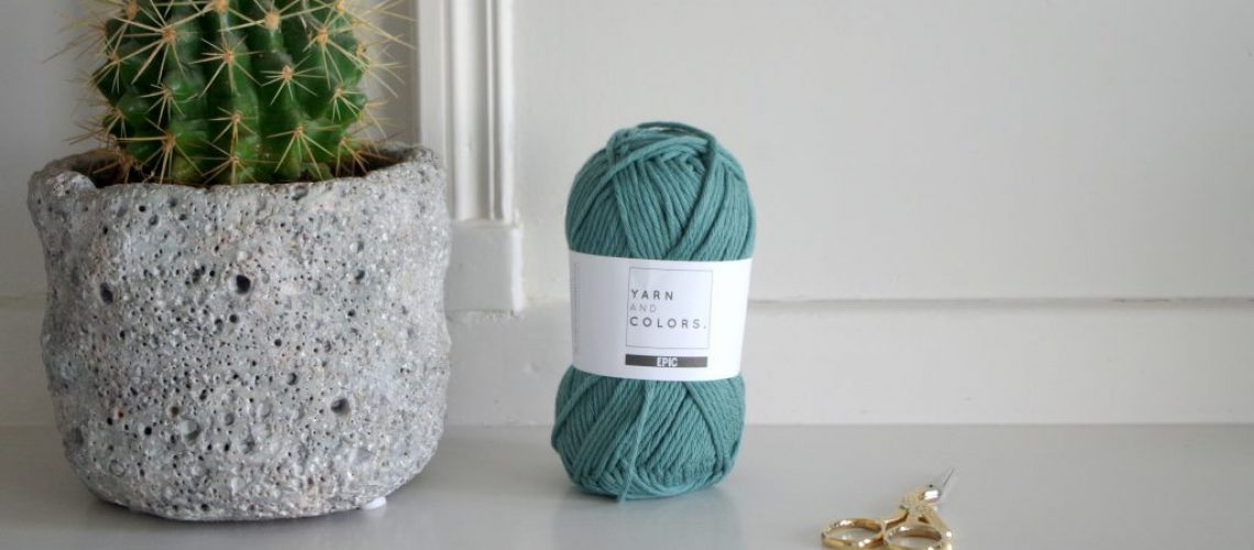 Yarn and Colors Epic - Yarn Review- Hobbydingen.com