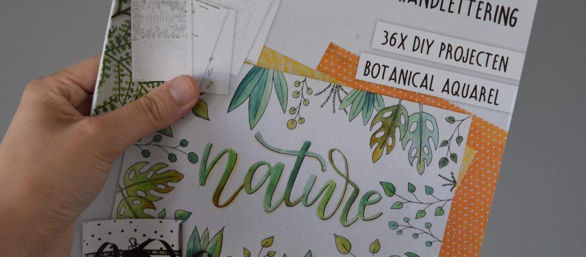 Review Creative Letters 13 - Hobbydingen.com
